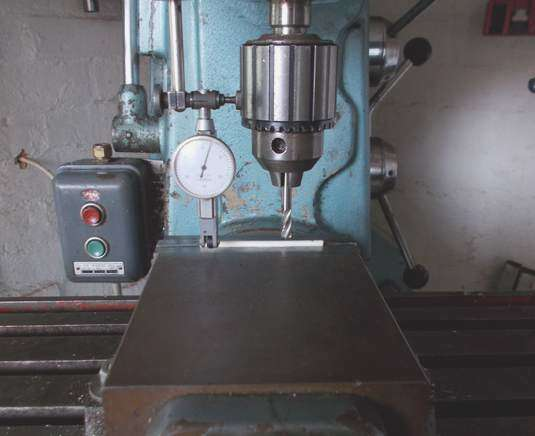 Acoustic guitar saddle machining